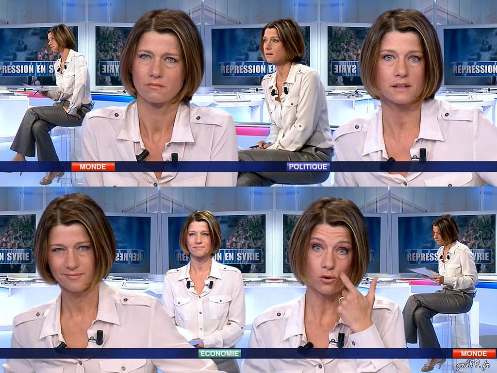 Carole Gaessler 11/05/2011