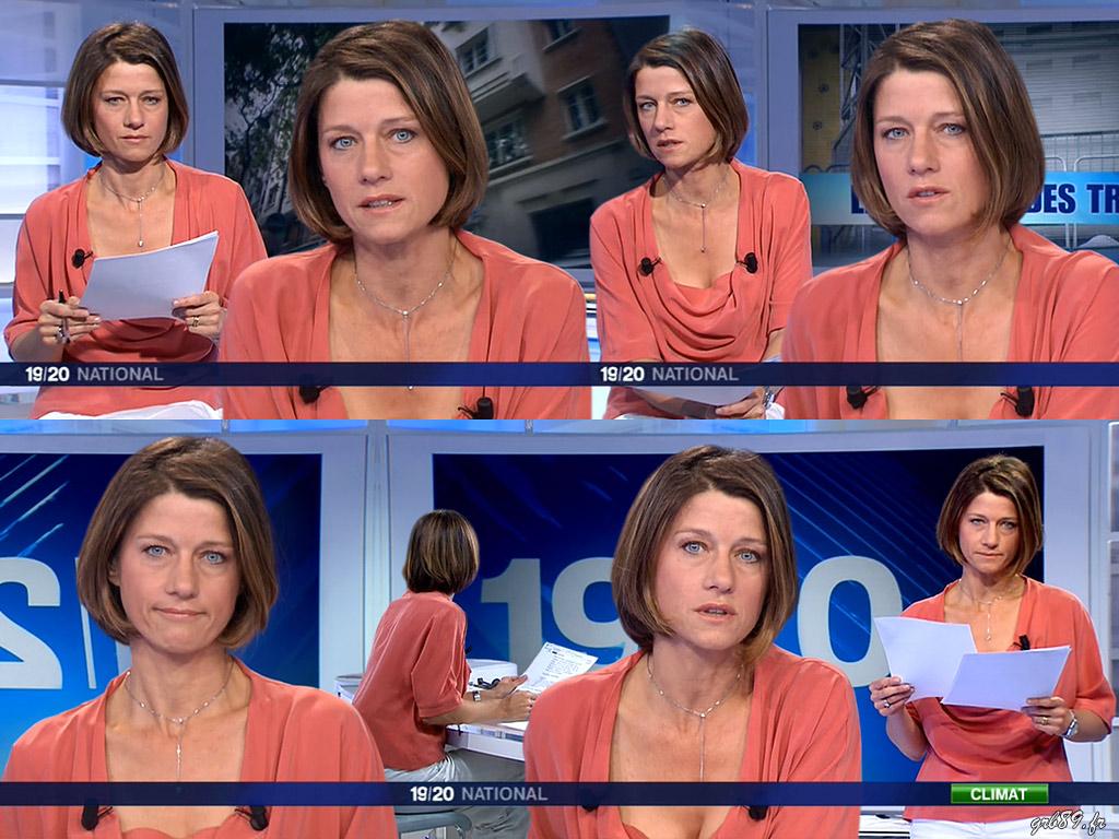 Carole Gaessler 08/06/2011