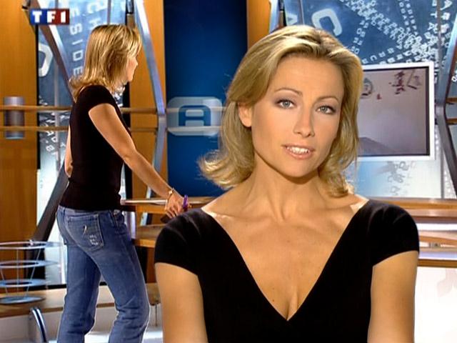 Anne-Sophie Lapix 03/06/2007