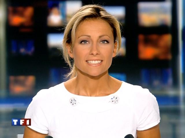 Anne-Sophie Lapix 04/08/2007