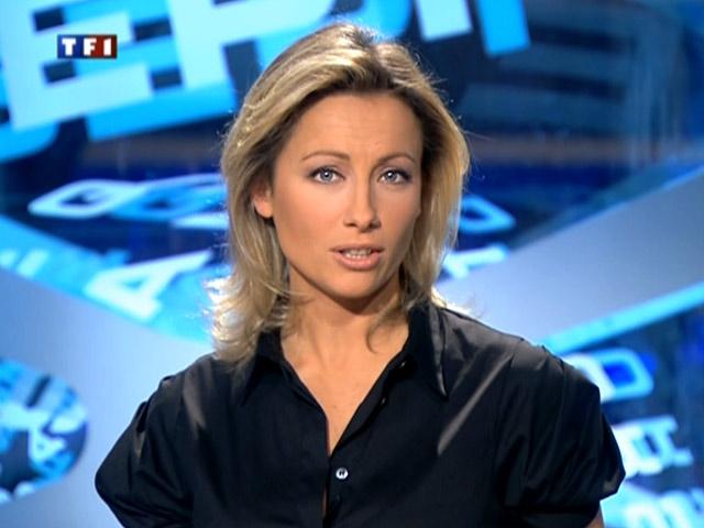 Anne-Sophie Lapix 28/10/2007