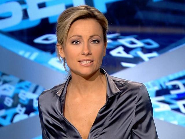 Anne-Sophie Lapix 18/11/2007