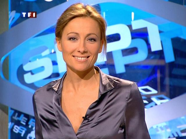 Anne-Sophie Lapix 10/02/2008
