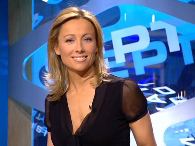 Anne-Sophie Lapix 13/04/2008