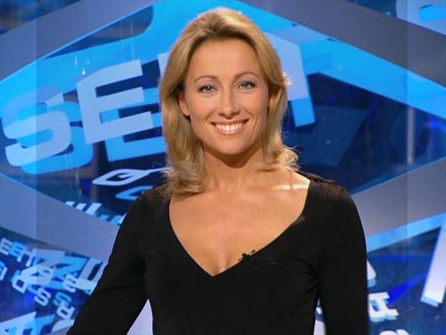 Anne-Sophie Lapix 15/06/2008