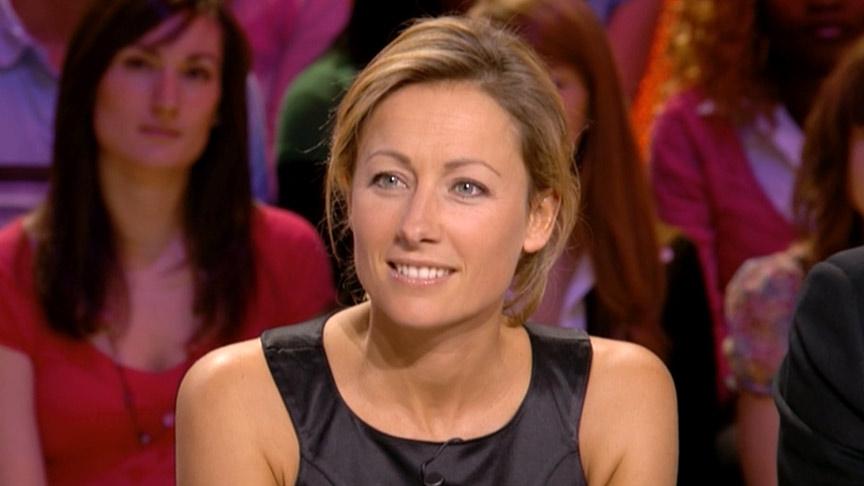 Anne-Sophie Lapix 16/06/2008
