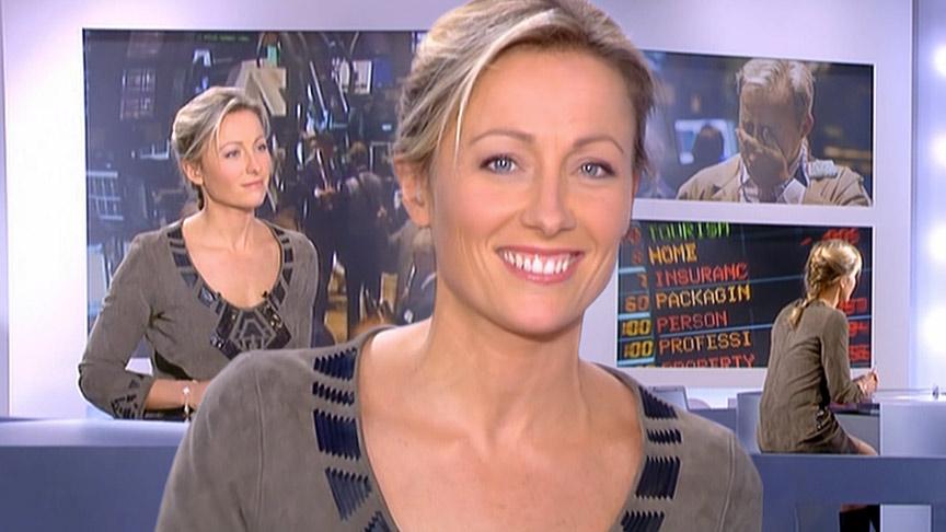 Anne-Sophie Lapix 05/10/2008