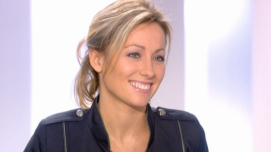 Anne-Sophie Lapix 14/12/2008
