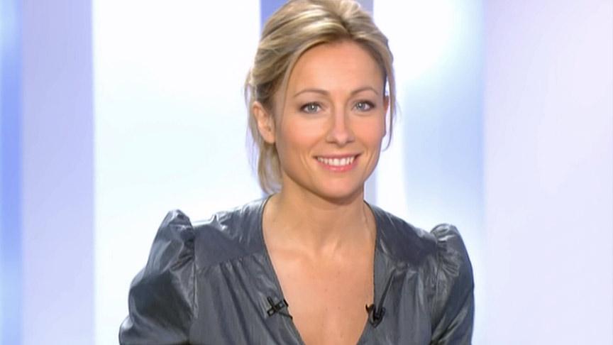 Anne-Sophie Lapix 25/01/2009