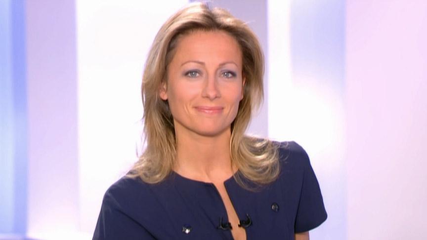 Anne-Sophie Lapix 01/03/2009