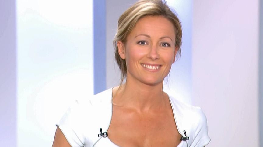 Anne-Sophie Lapix 26/04/2009