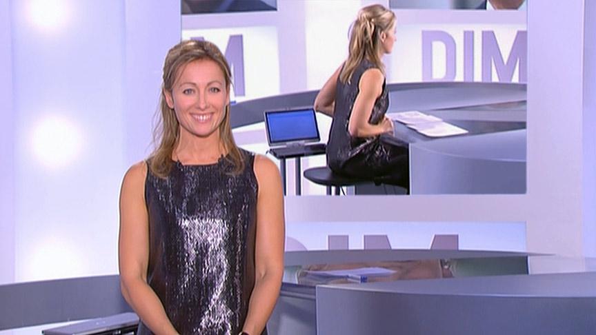 Anne-Sophie Lapix 01/11/2009
