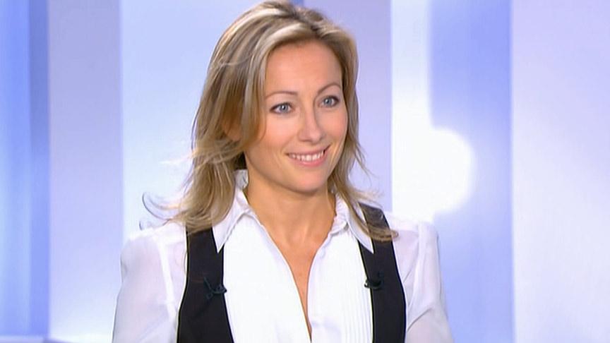 Anne-Sophie Lapix 07/02/2010