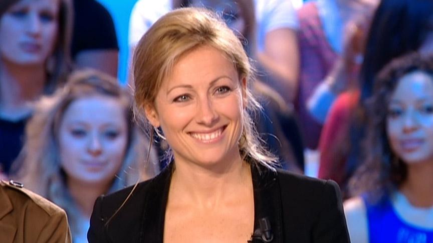 Anne-Sophie Lapix 08/03/2010