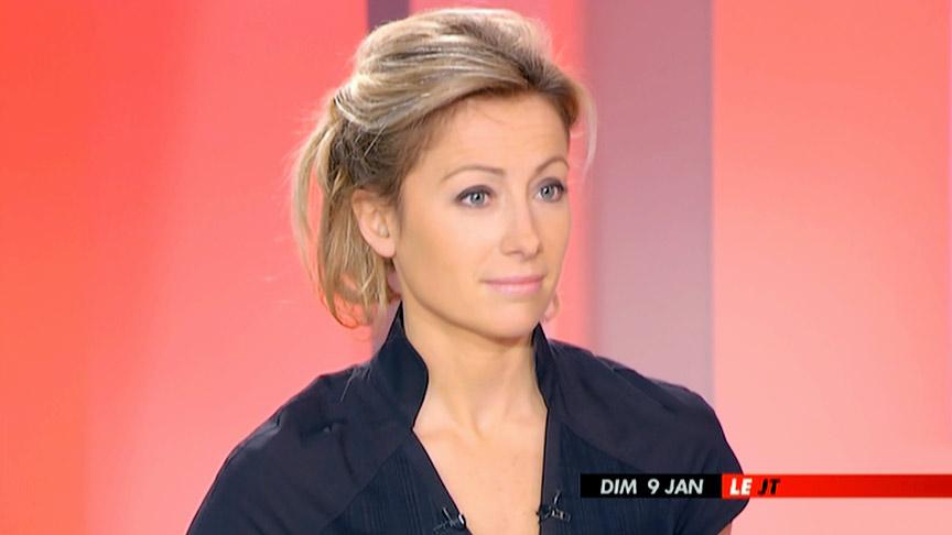 Anne-Sophie Lapix 09/01/2011