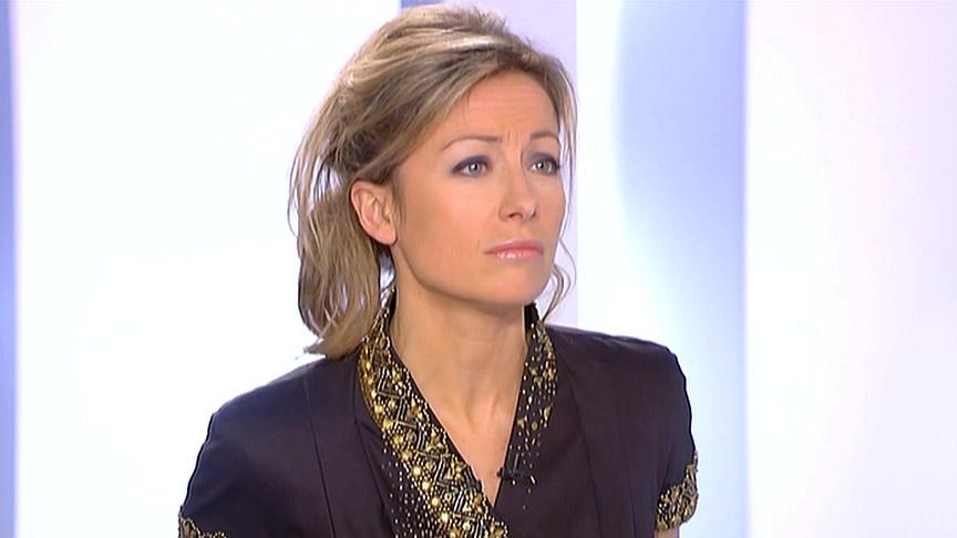 Anne-Sophie Lapix 06/03/2011