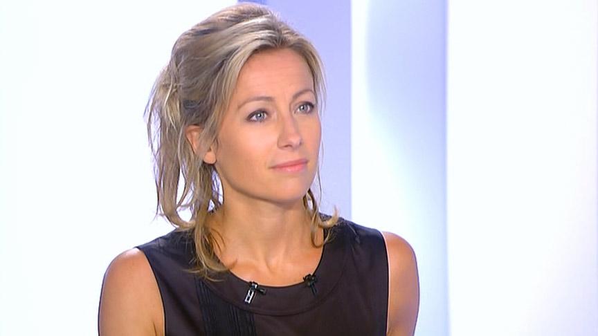 Anne-Sophie Lapix 08/05/2011