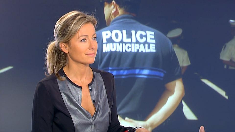Anne-Sophie Lapix 06/11/2011