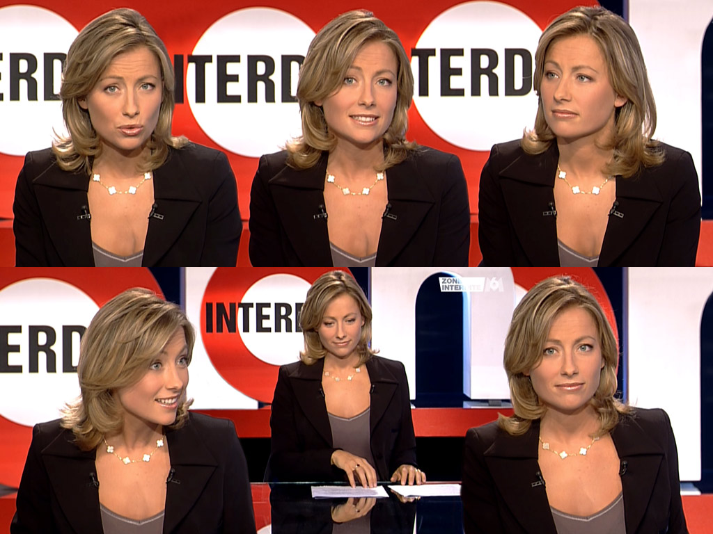 Anne-Sophie Lapix 18/09/2005