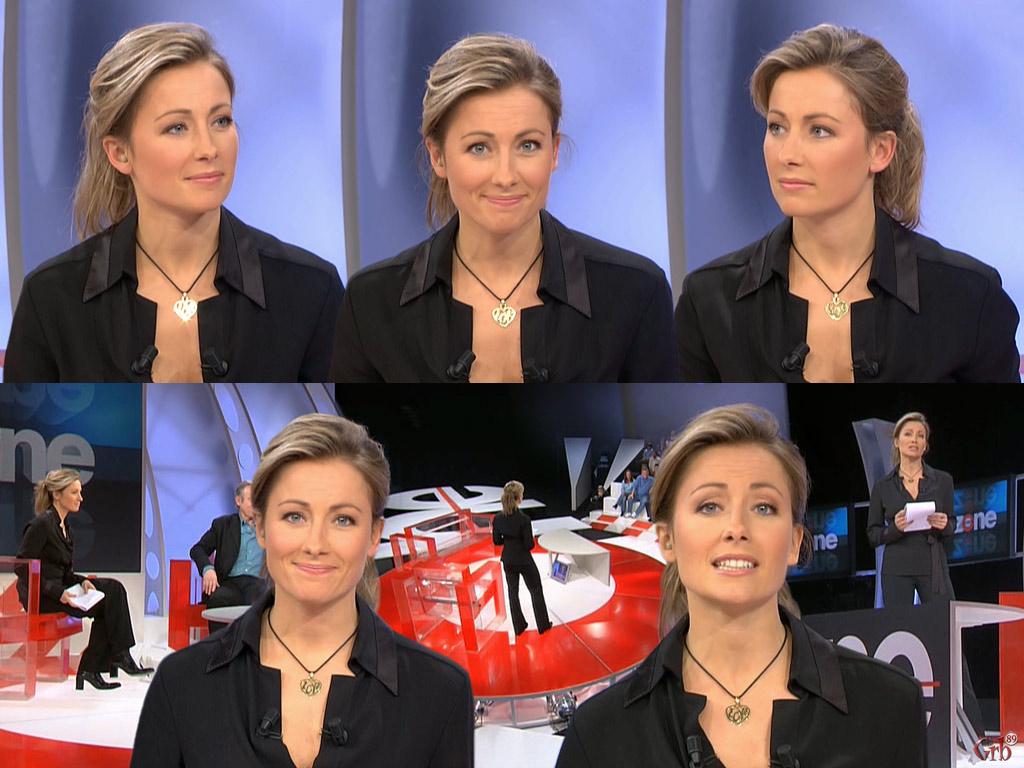 Anne-Sophie Lapix 20/11/2005