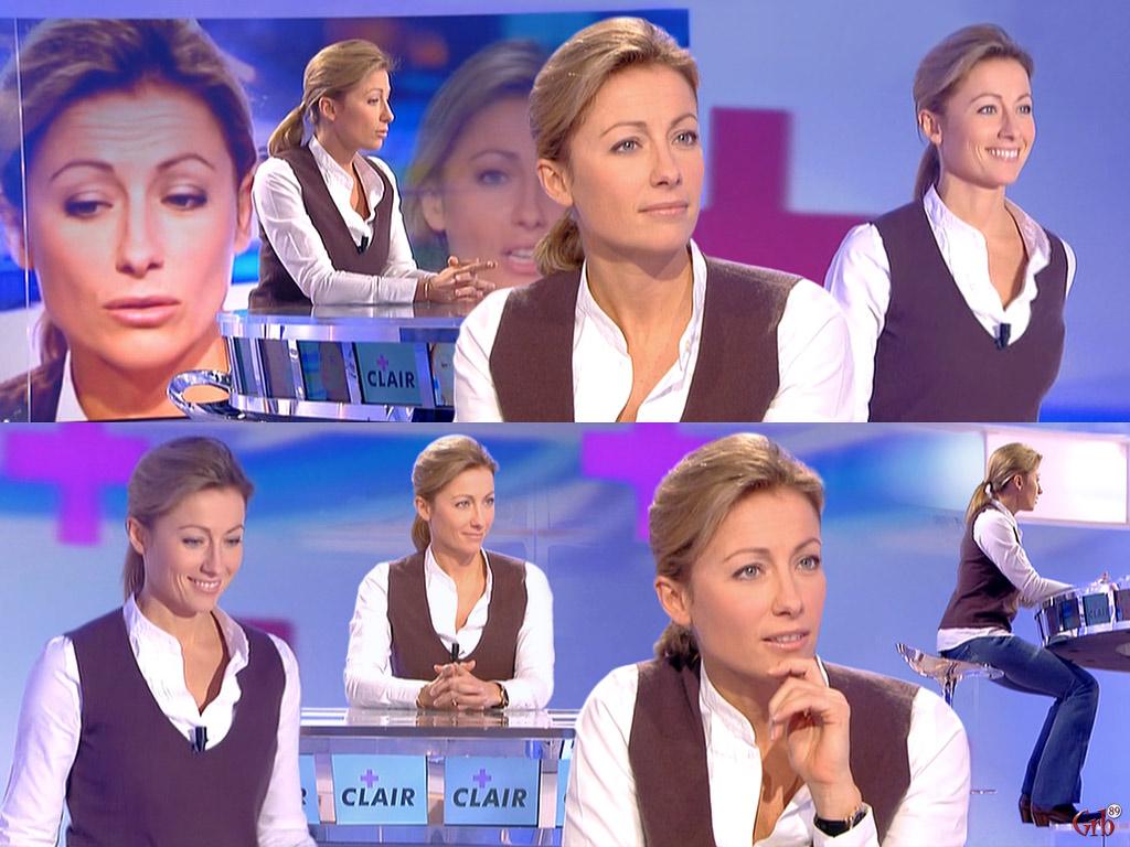 Anne-Sophie Lapix 27/10/2007