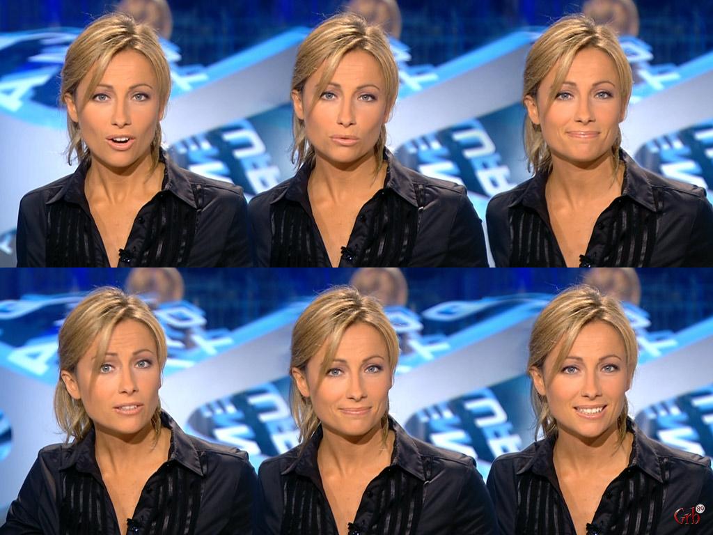 Anne-Sophie Lapix 01/06/2008