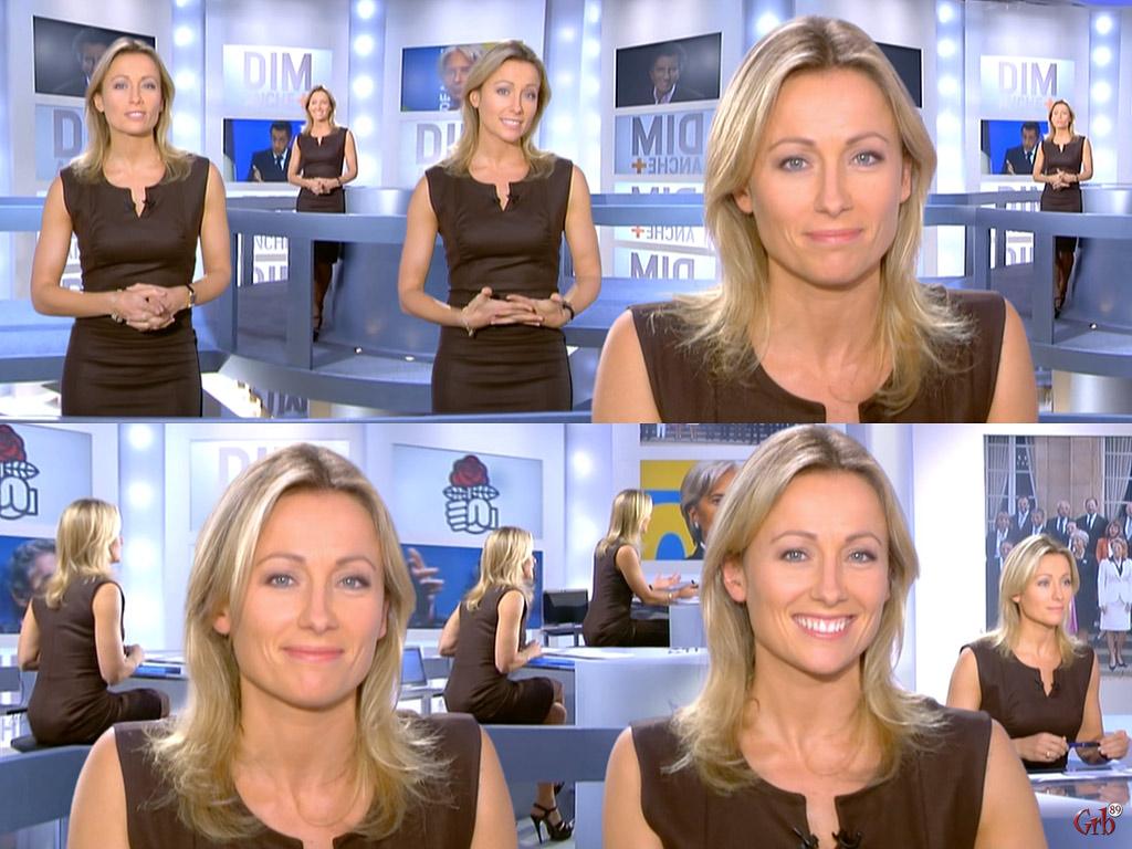 Anne-Sophie Lapix 28/09/2008