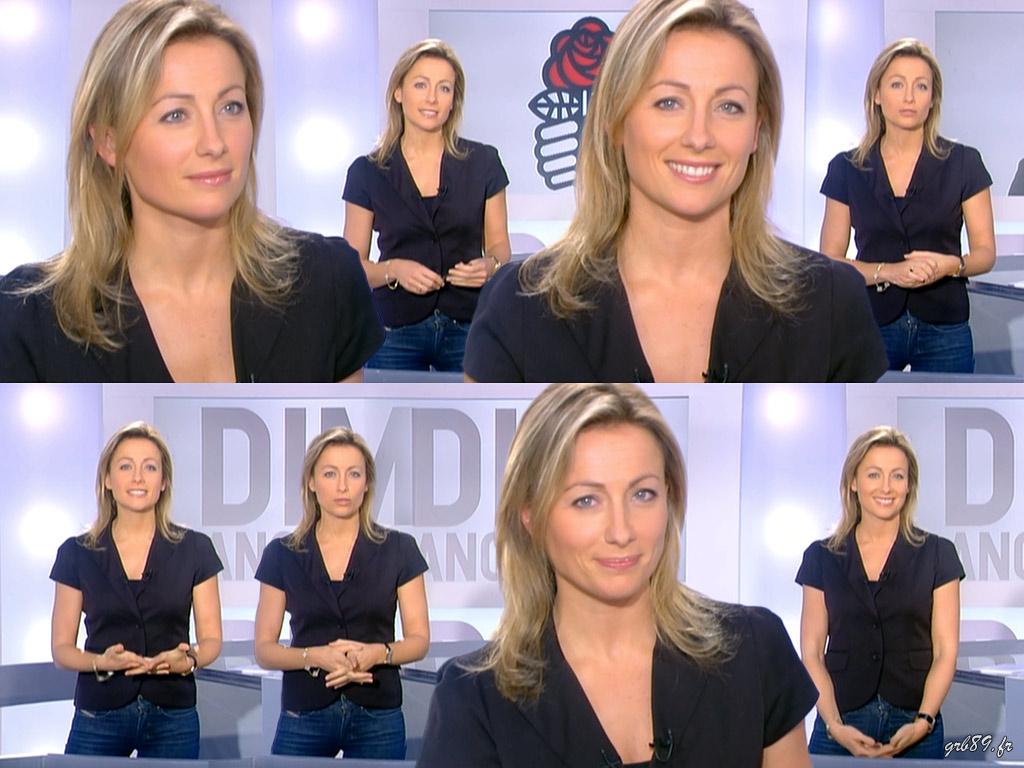 Anne-Sophie Lapix 30/11/2008