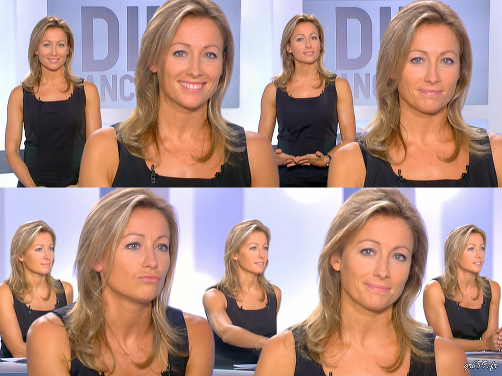 Anne-Sophie Lapix 20/09/2009