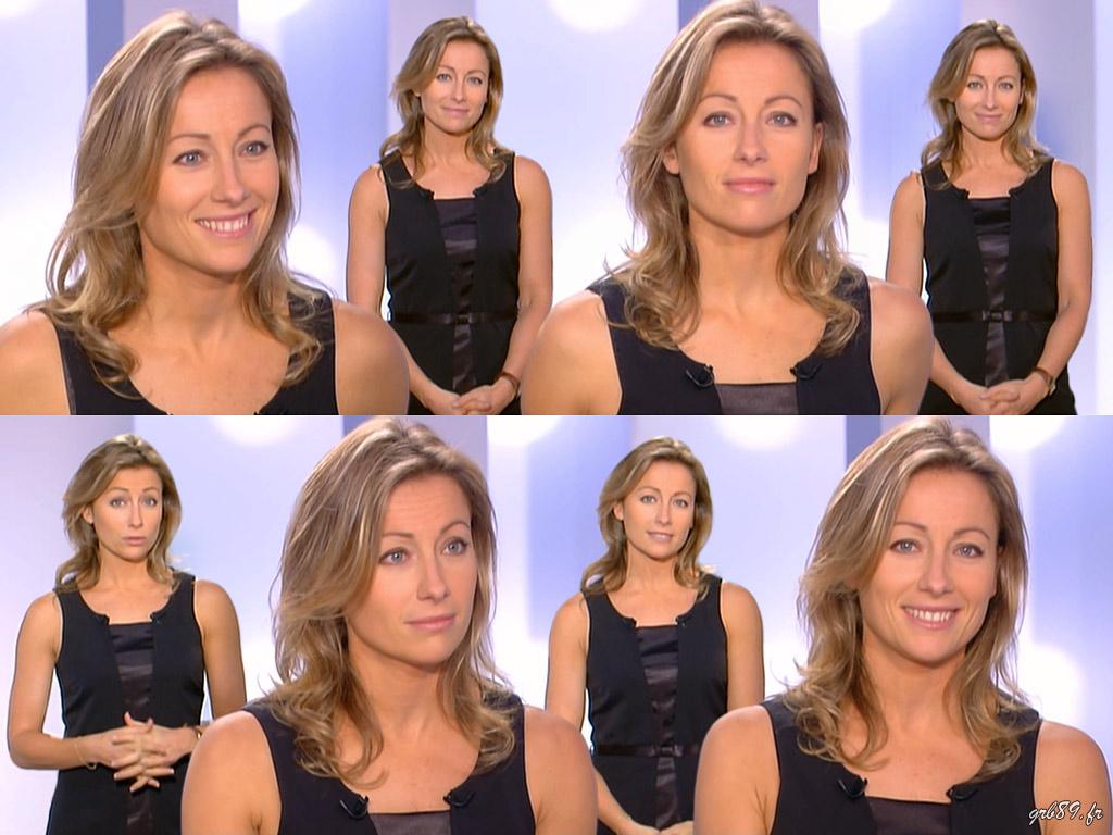 Anne-Sophie Lapix 06/12/2009