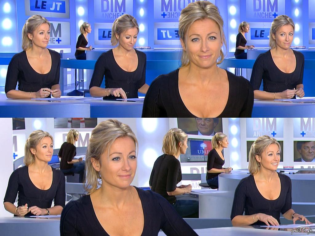Anne-Sophie Lapix 31/10/2010