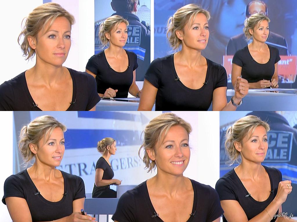 Anne-Sophie Lapix 01/05/2011