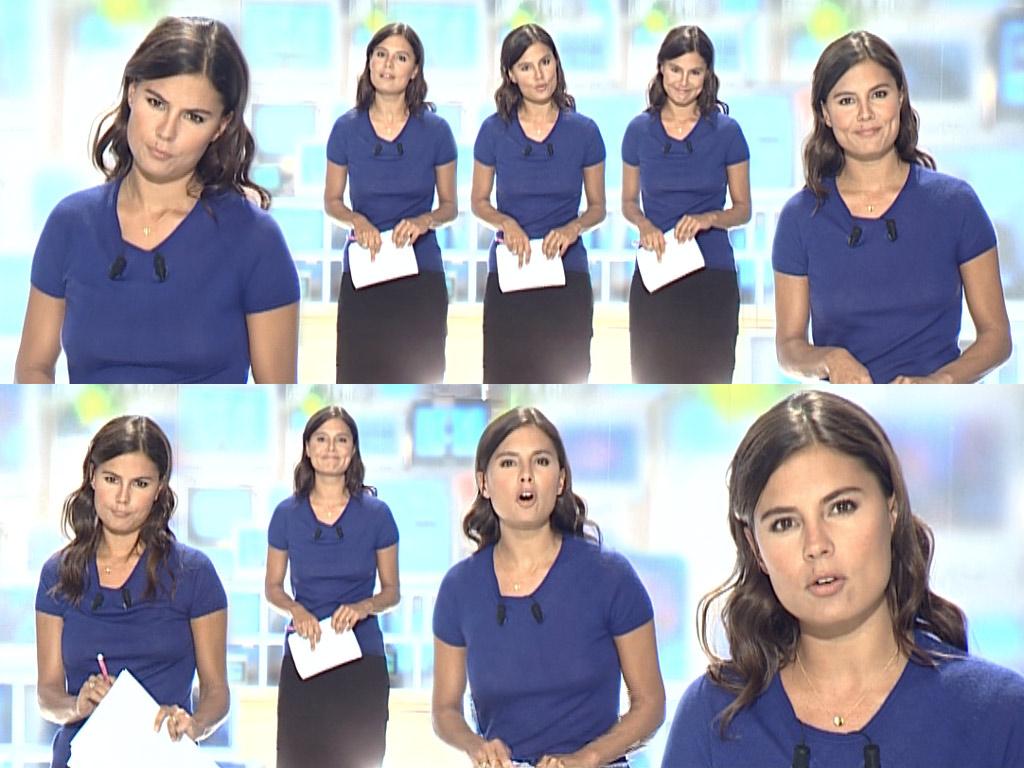 Charlotte Le Grix de la Salle 22/09/2005