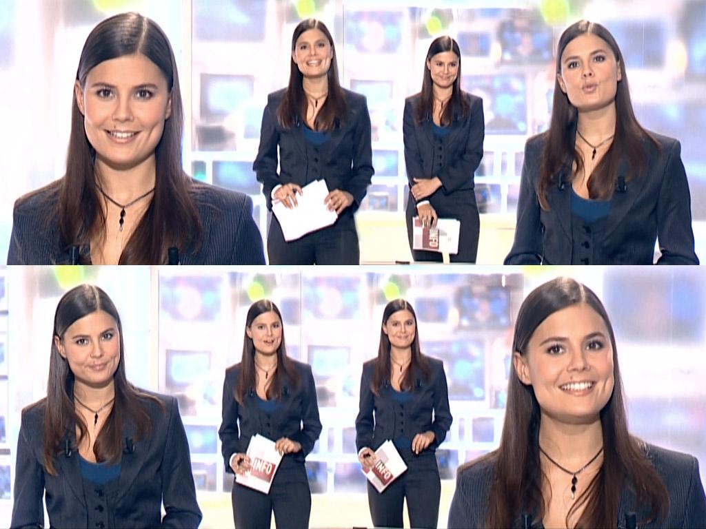Charlotte Le Grix de la Salle 10/10/2005