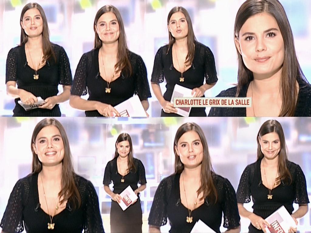 Charlotte Le Grix de la Salle 03/11/2005