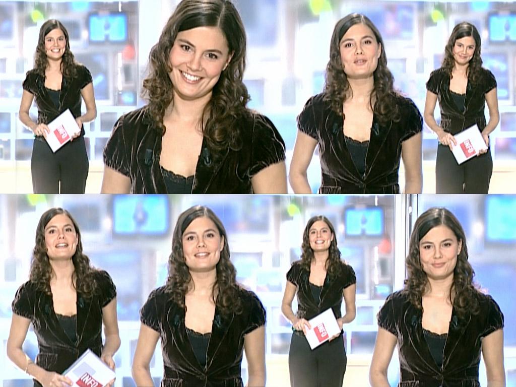 Charlotte Le Grix de la Salle 07/12/2005
