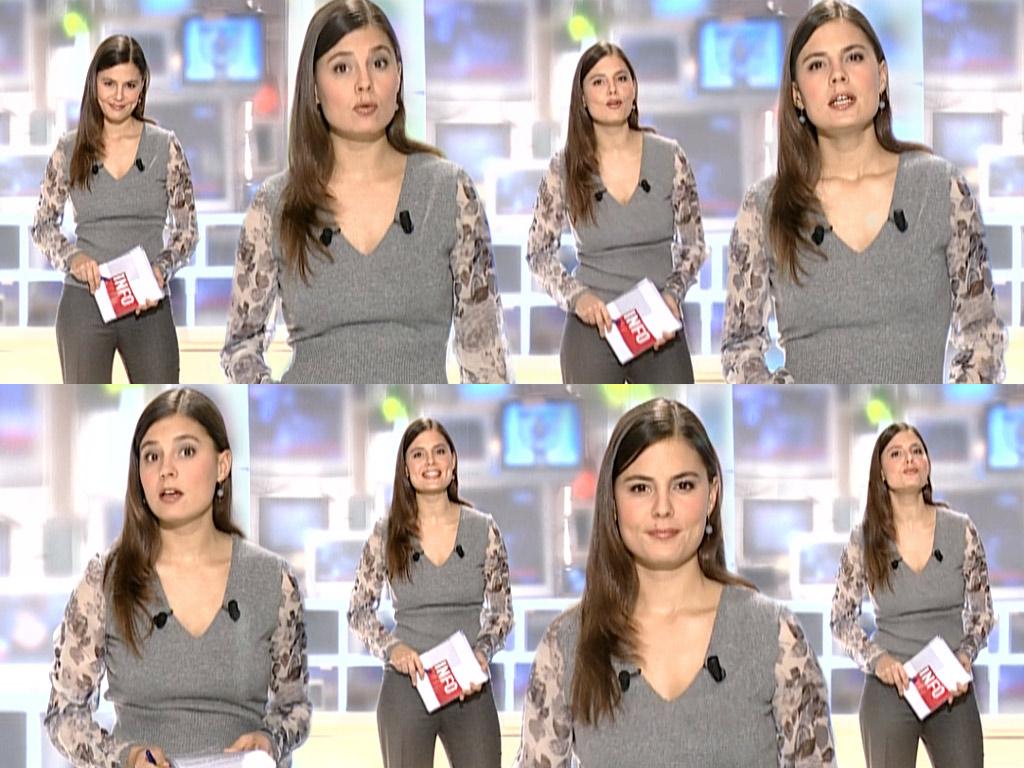 Charlotte Le Grix de la Salle 08/12/2005
