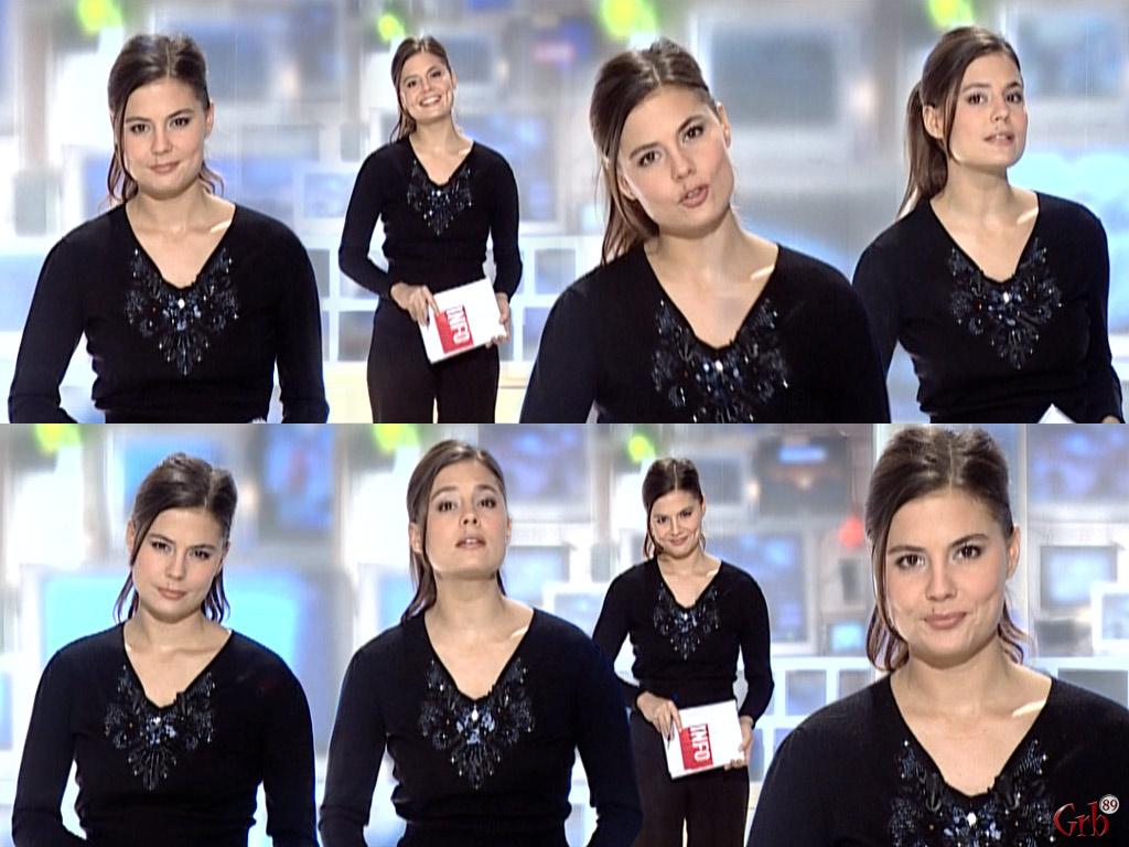 Charlotte Le Grix de la Salle 09/12/2005