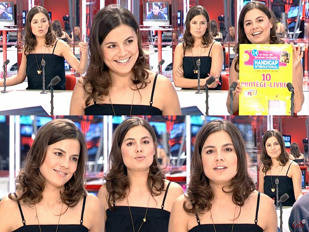 Charlotte Le Grix de la Salle 01/07/2006