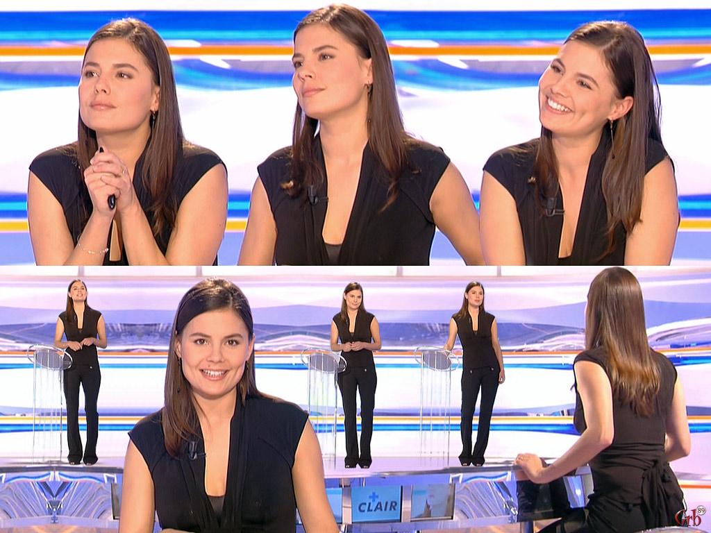 Charlotte Le Grix de la Salle 24/11/2007