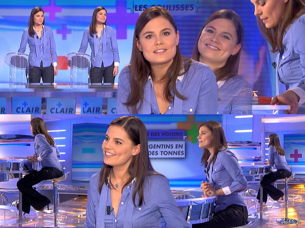 Charlotte Le Grix de la Salle 22/03/2008