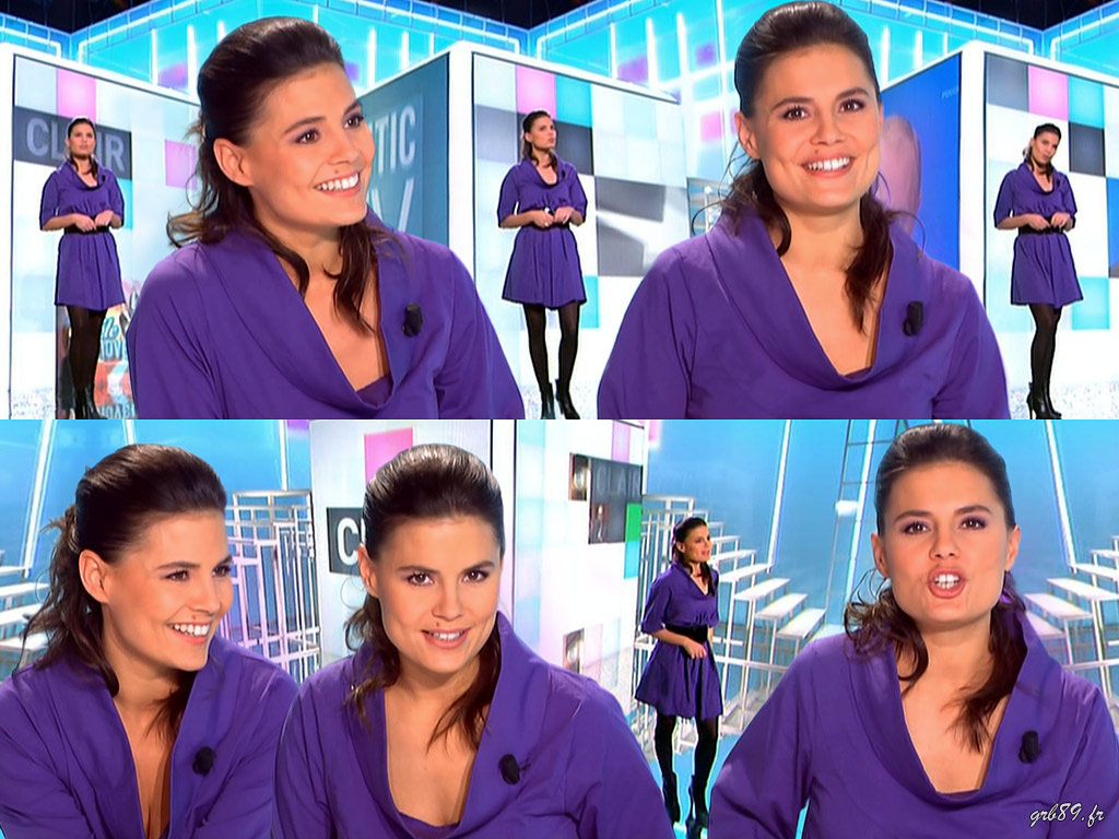 Charlotte Le Grix de la Salle 13/12/2008