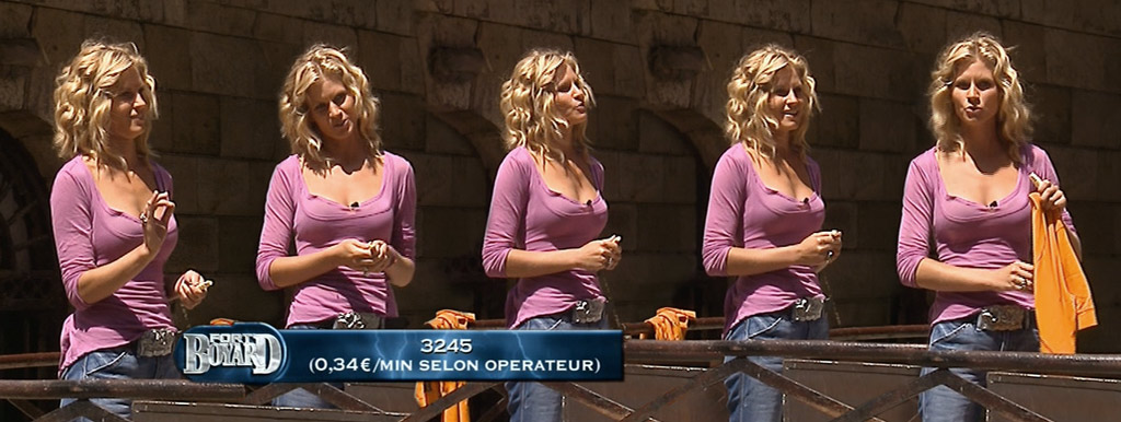 Sarah Lelouch 06/08/2005