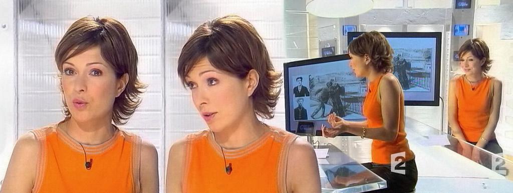 Véronique Mounier 08/03/2004