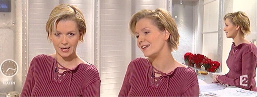 Elsa Pallot 24/10/2003