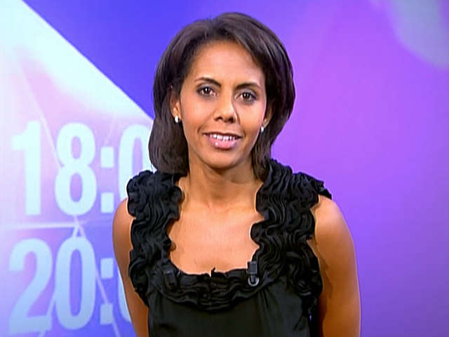 Audrey Pulvar 23/09/2009