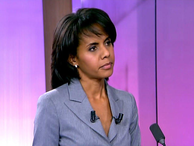 Audrey Pulvar 05/10/2009