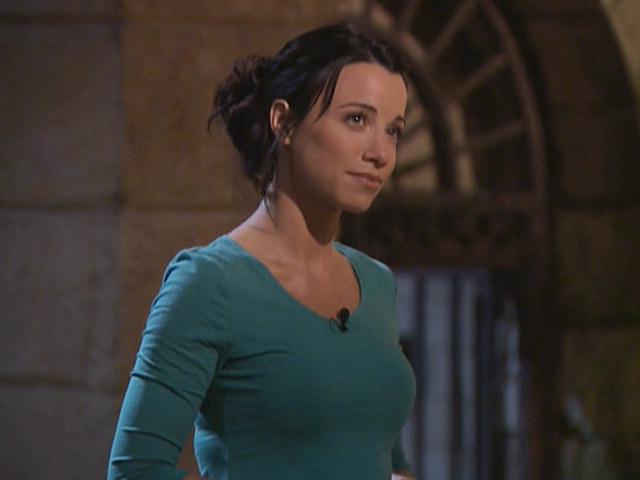 Anne-Gaëlle Riccio 21/07/2007