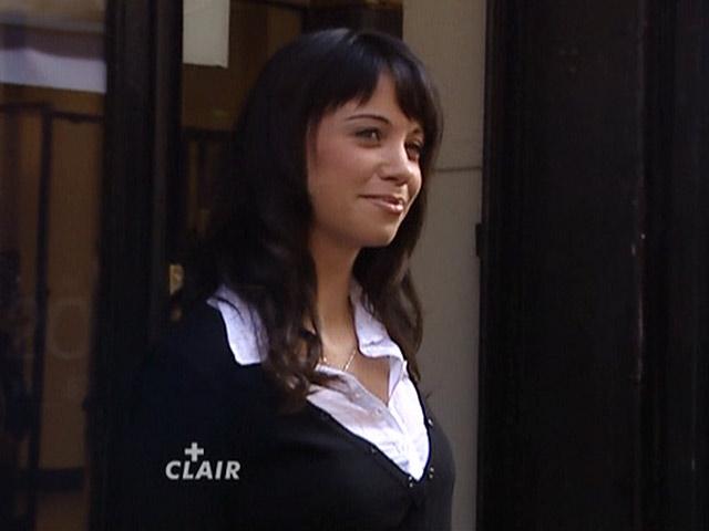 Anne-Gaëlle Riccio 08/09/2007