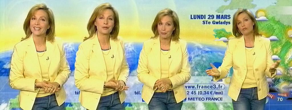Fabienne Amiach 29/03/2004